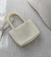 Load image into Gallery viewer, Pearl Beaded Bag