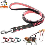 Durable Leather Leash