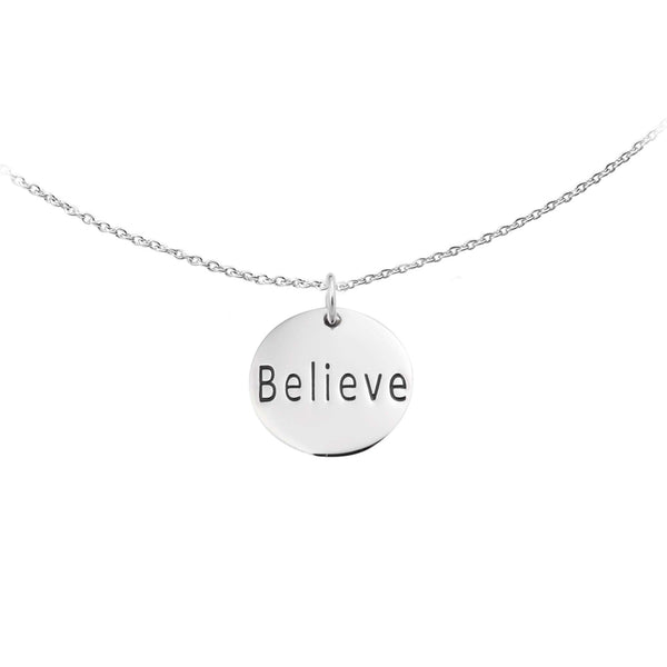 Charms of Hope™ Believe Pendant