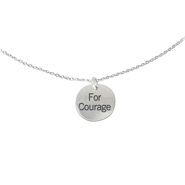 Charms of Hope™ For Courage Petite Pendant
