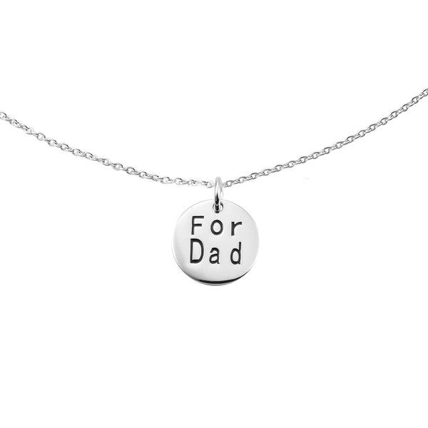 Charms of Hope™ For Dad Petite Pendant