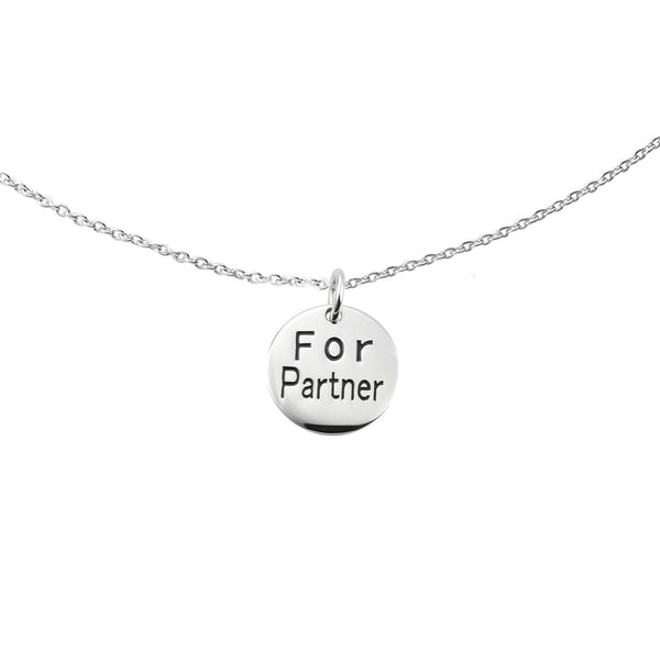 Charms of Hope™ For Partner Petite Pendant