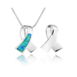 Ribbons of Hope™ E'Sperene Petite Pendant