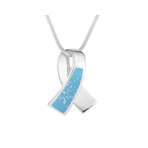 Ribbons of Hope™ Solid Petite Pendant