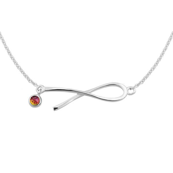 Ribbons of Hope™ Sideways E'Sperene Pendant