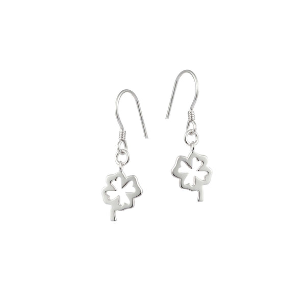 Symbolic Charms™ Clover Earring