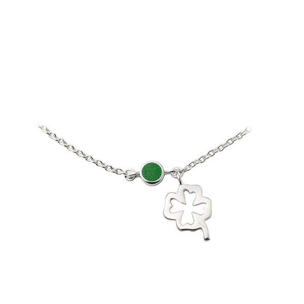 Symbolic Charms™ Clover Pendant