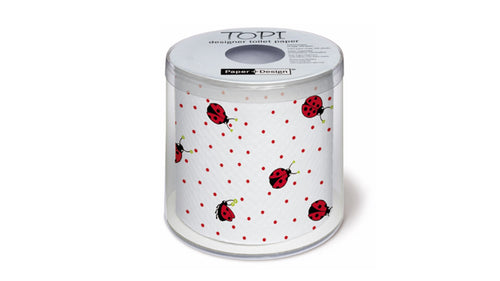 Paper+Design -Toilet Paper, Ladybirds And Do