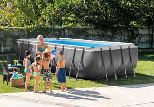 18' Ultra Frame Rectangular Pool