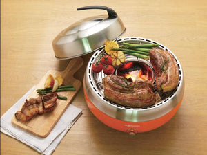 Lid Set + Cooking Grill
