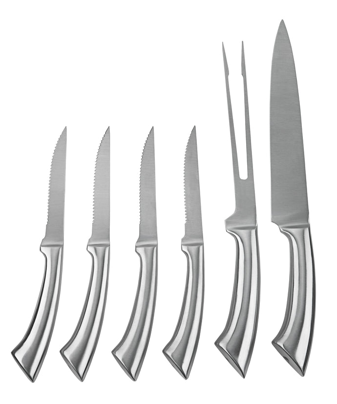 PRO Knife Set, 6 pcs