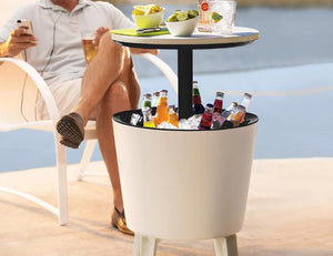 Cool Bar, Party Table / Coffee Table / Cooler All in One  (Pre-sell item is arriving on July)