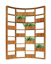 Load image into Gallery viewer, Teakwood Greenwall Panel Curve, 4 x 7