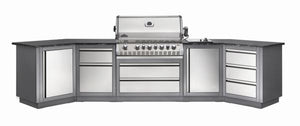 Built-In Prestige PRO 665 Grill Head