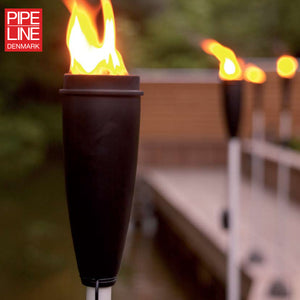 Torch - Swing, with Concrete Base