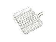 Load image into Gallery viewer, Adjustable Grill Basket