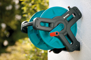 Wall-Fixed Hose Reel 50 set