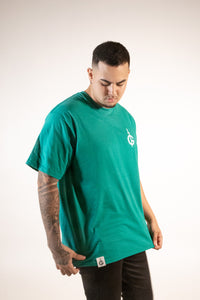 T-Shirt (Winter Emerald)