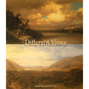 Different Views in Hudson River School Paintings