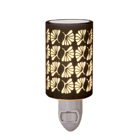 Gingko Silhouette Night Light