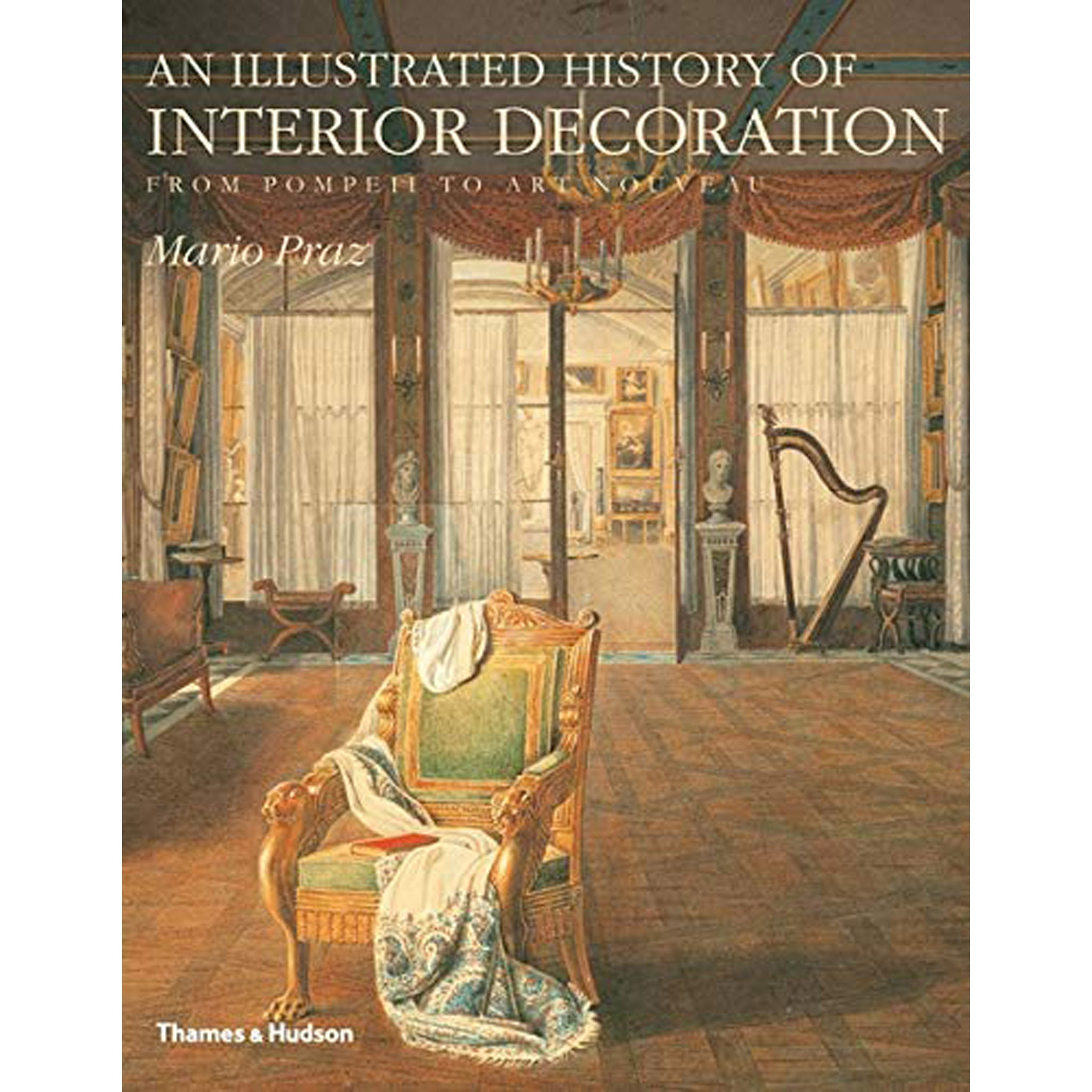 An Illustrated History of Interior Decoration