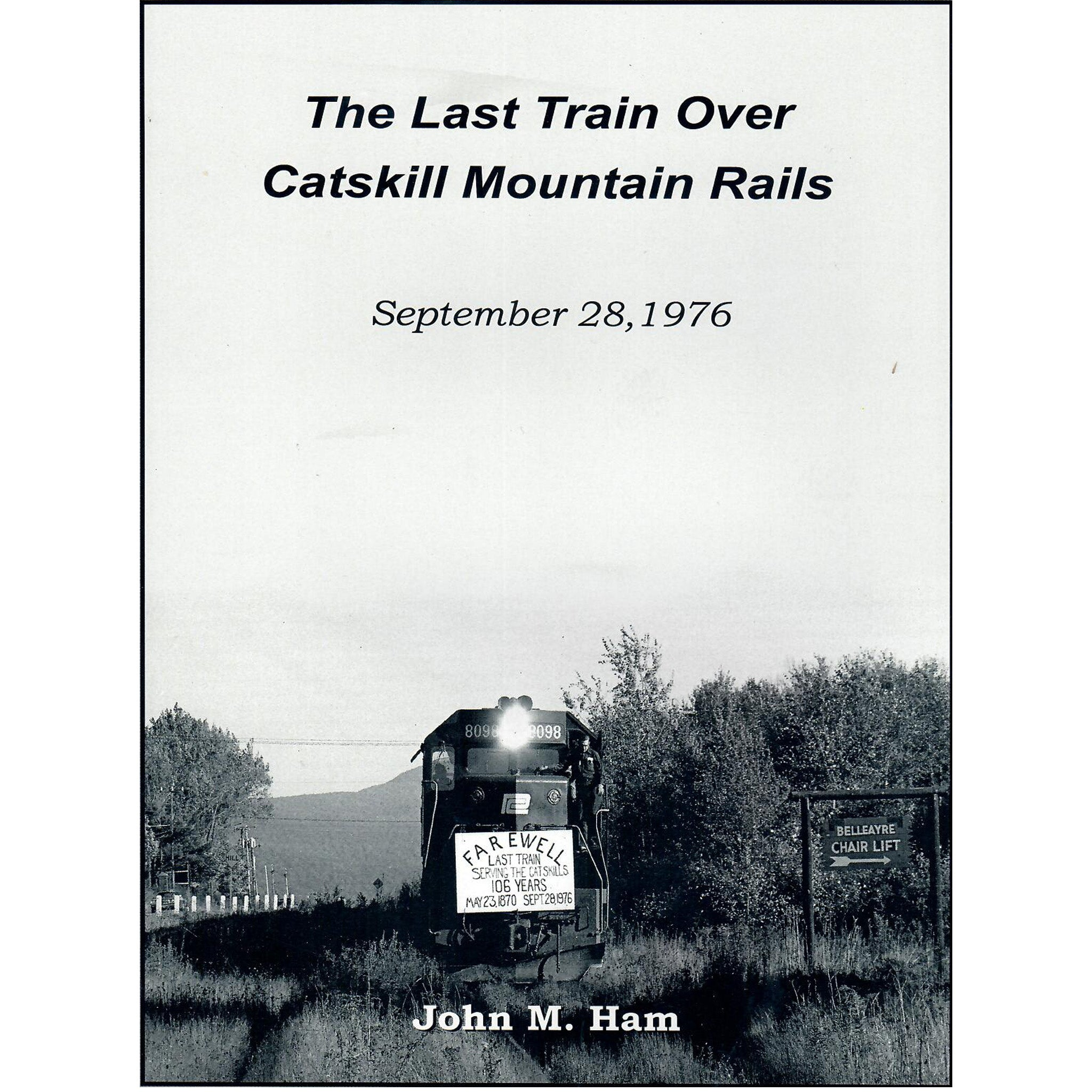 The Last Train over Catskill Mountains