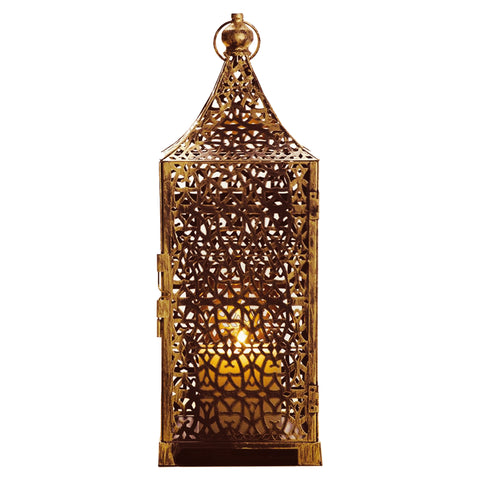 Ornate Pillar Lantern
