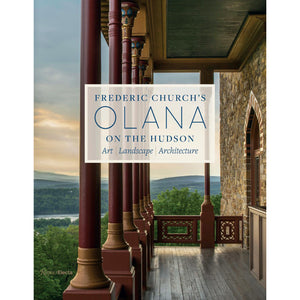 Frederic Church's Olana on the Hudson