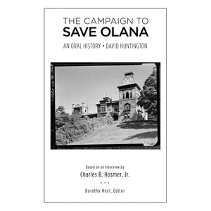 The Campaign to Save Olana