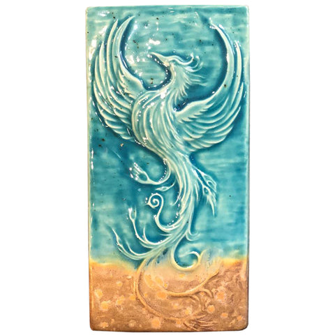 Rising Phoenix Mermania Tile