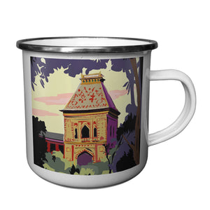Olana, Main House Through the Trees Camp Mug