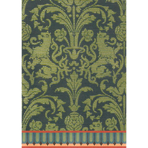 Ombra Bedroom Wallpaper Notecard
