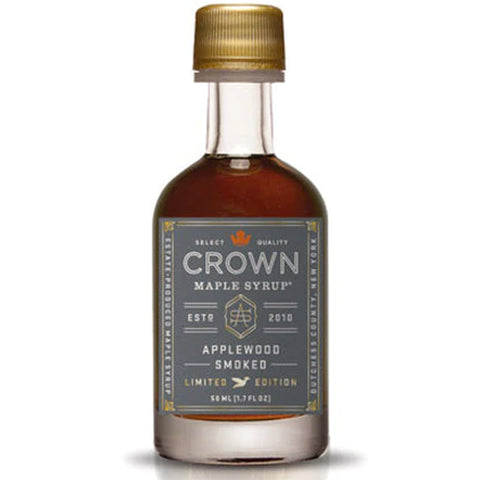 Crown Maple Applewood Smoked Syrup