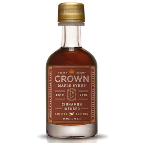 Crown Maple Cinnamon Infused Syrup