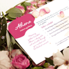 Athena Gift Card Insert
