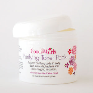Good For You Girls Purifying Toner Pads