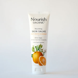Nourish Organic Sweet Orange & Rosehip Skin Salve