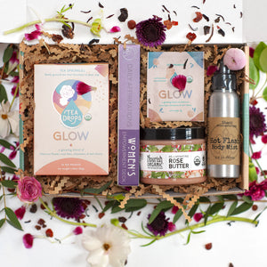Athena gift box containing four products