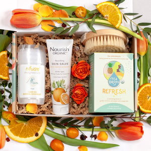 Renata gift box containing four products