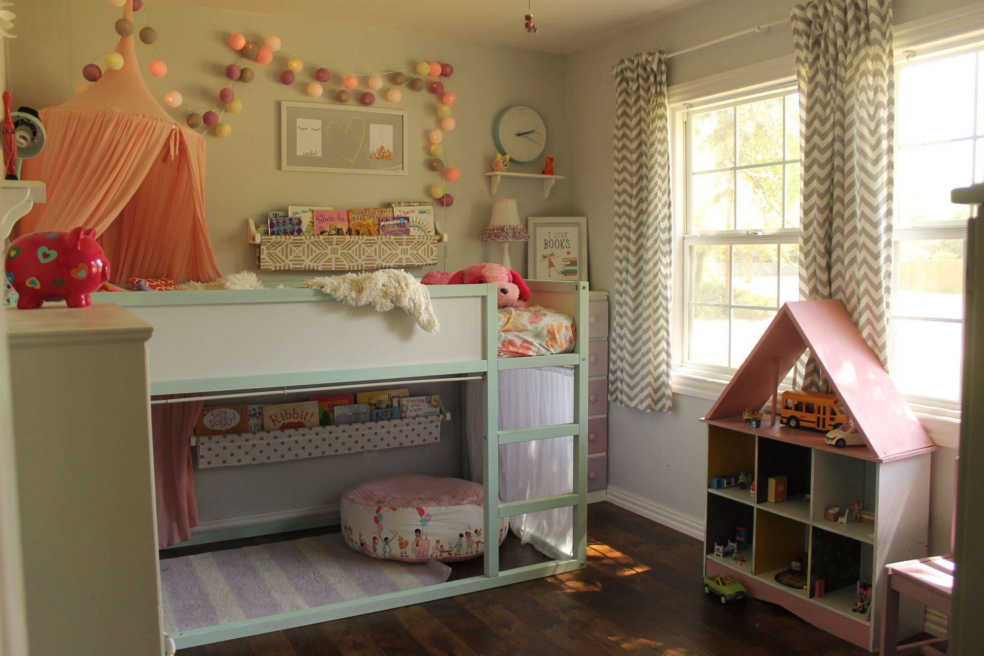 Kids Room Inspiration - for young girl