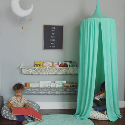 Play Tent Canopy - Mint