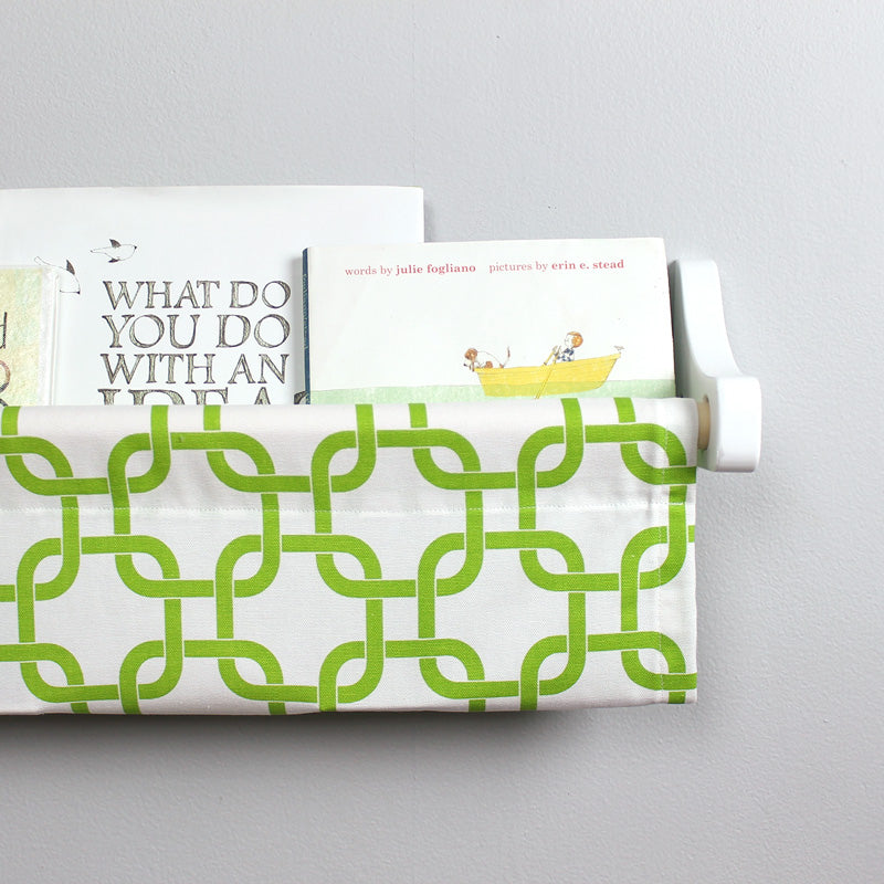 Green Box Book Sling