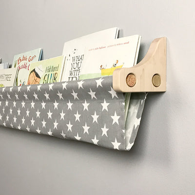 Grey Star Book Sling