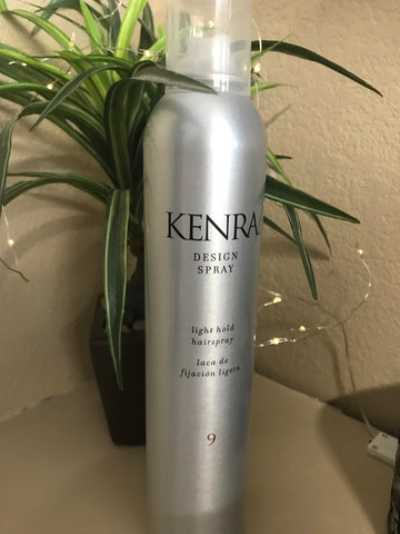 Kenra design spray - light hold