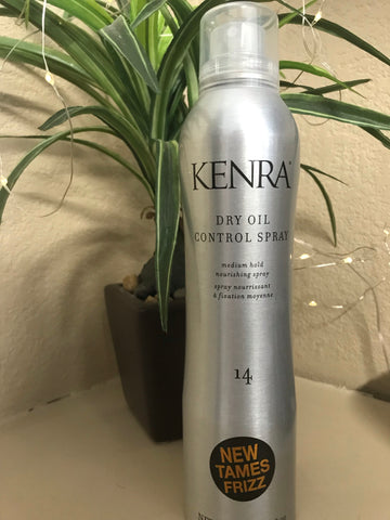 Kenra dry oil spray control spray