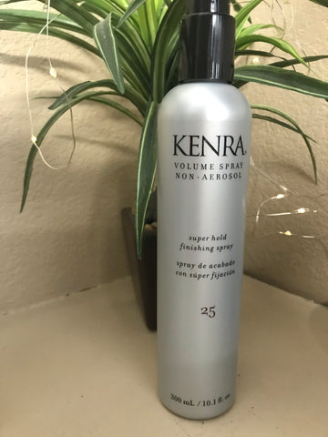 Kenra volume spray non-aerosol