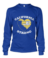 Load image into Gallery viewer, JG16 x California Strong Long Sleeve Tee