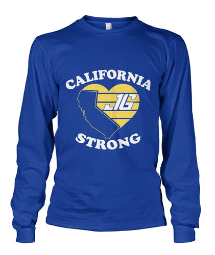 JG16 x California Strong Long Sleeve Tee