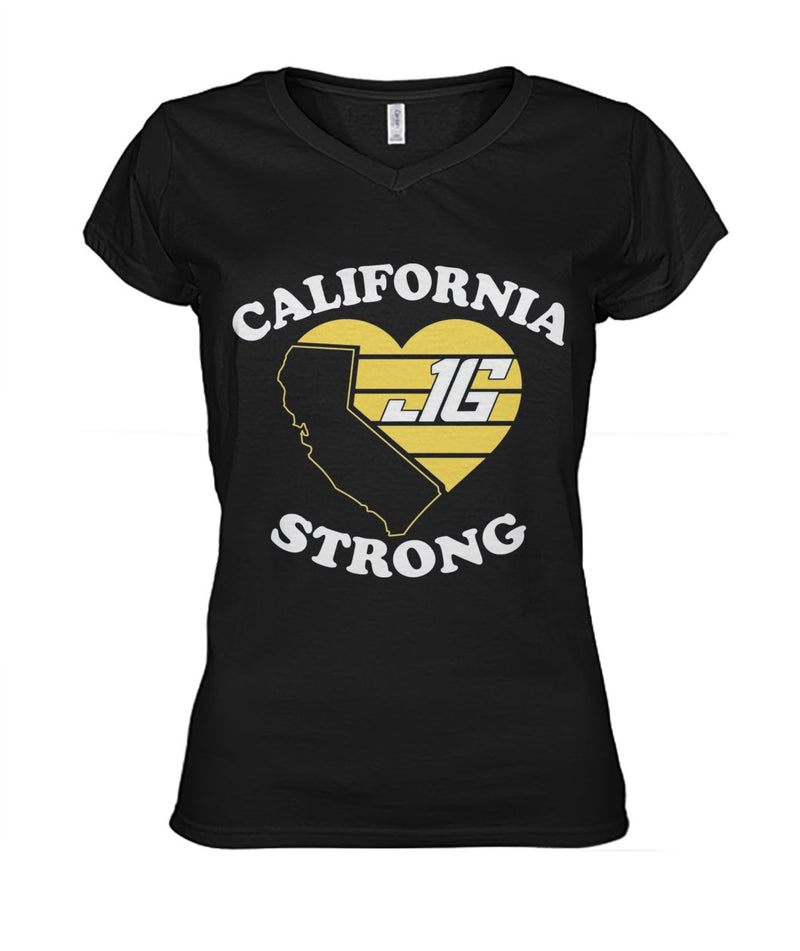 Women's JG16 x California Strong Tee