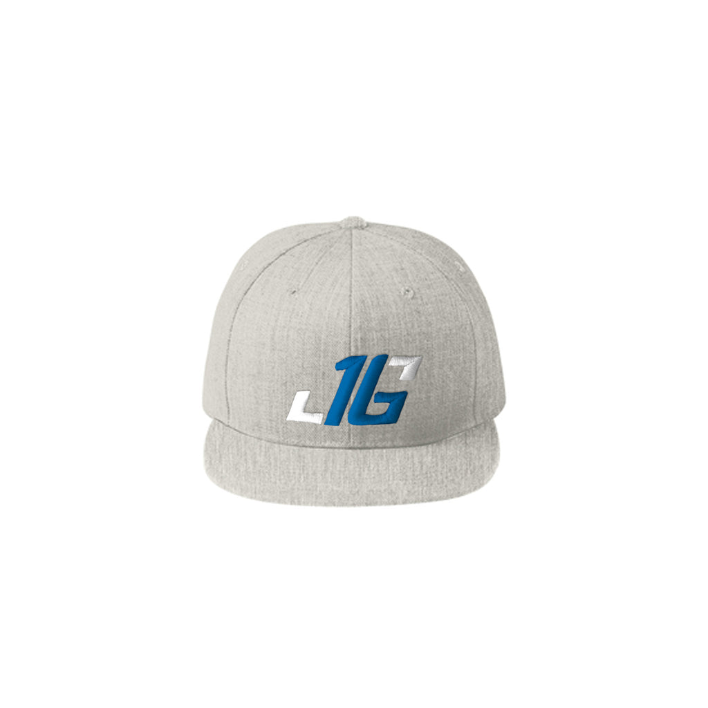 MC JG16 Structured Logo Hat